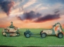 TKS z 20 mm. Działkiem 1/35 RPM, Samochod Pancerny wz. 34 1/35 AGA