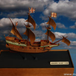 Golden Hind 1:250
